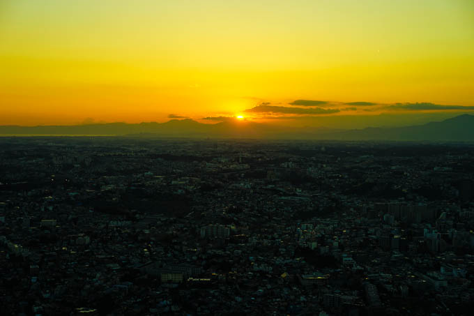 スカッと晴れてくれたら,富士山も見えるんだけどなぁ・・・(残念)
