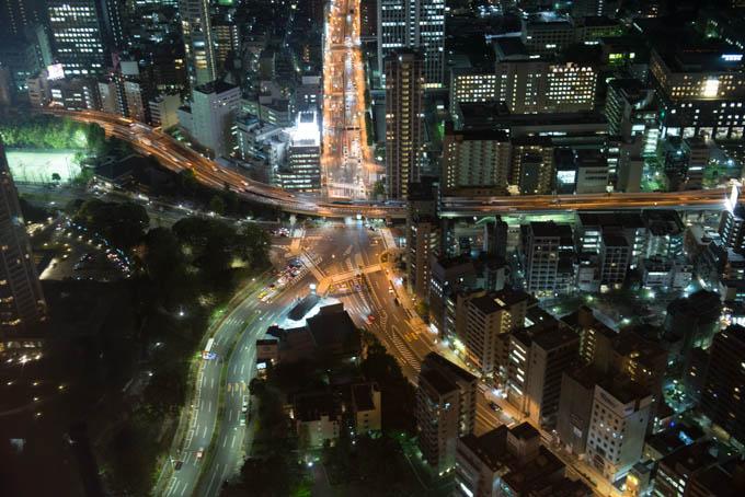 3年前に東京タワーで撮った夜景。今も下手ですが,酷いもんです・・・(笑)